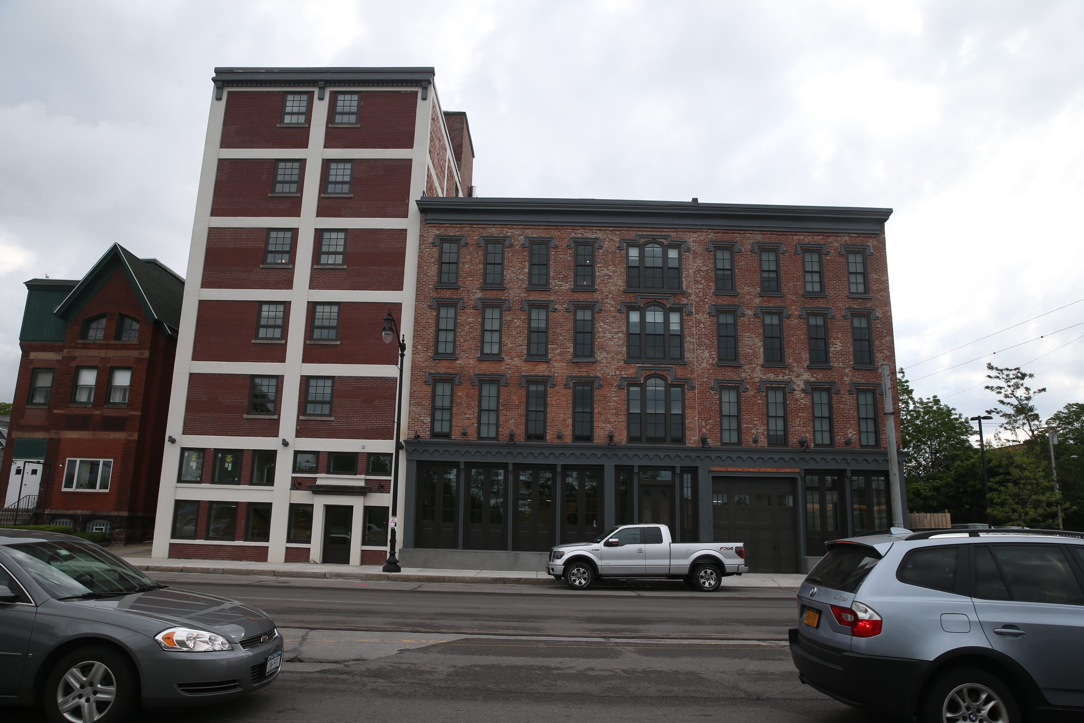 NY approves $3.5 million in grants for two Buffalo loft buildings