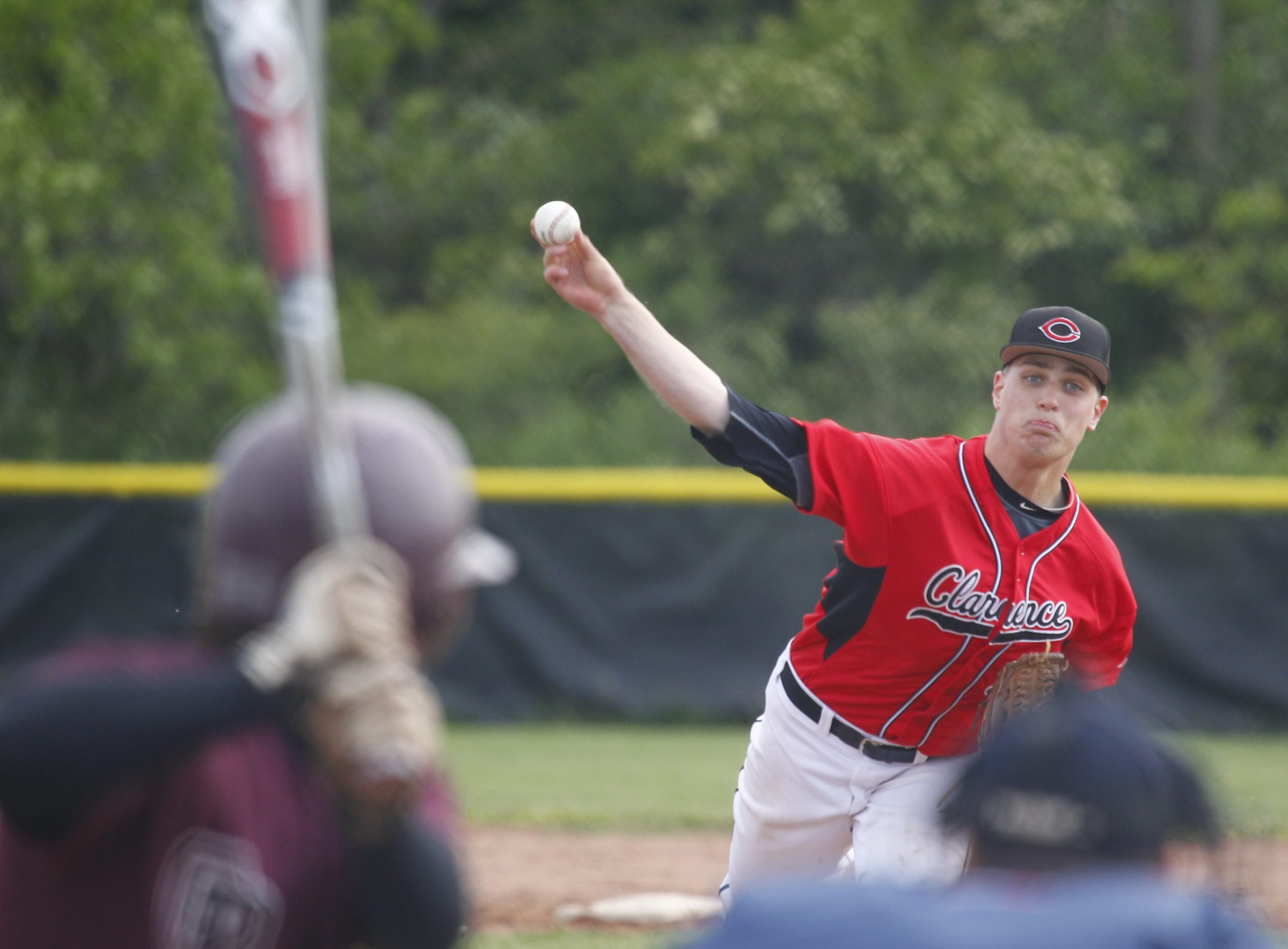 Life hasn't gone as expected for former Clarence pitcher Mark Armstrong. And for that he counts his blessings.