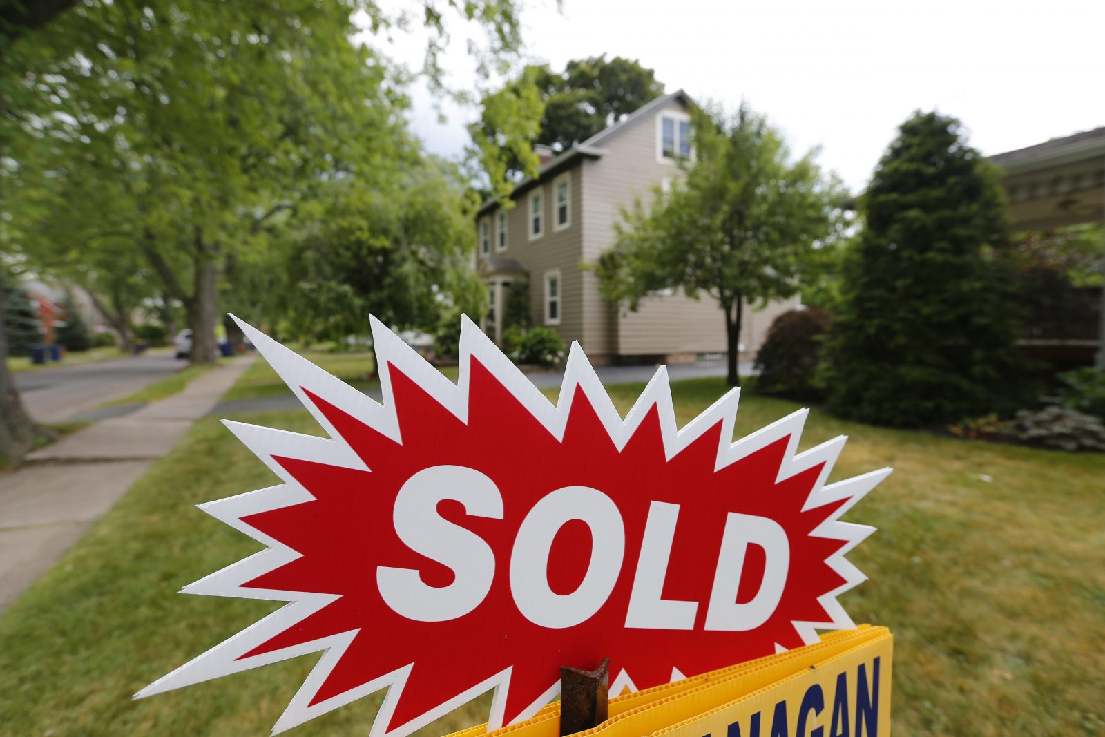 Home sales remain brisk, even though prices keep rising. (Mark Mulville/News file photo)