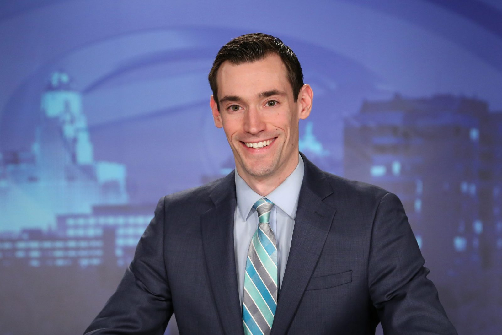 Joe Buscaglia will be leaving as sports director at Channel 7 in August.