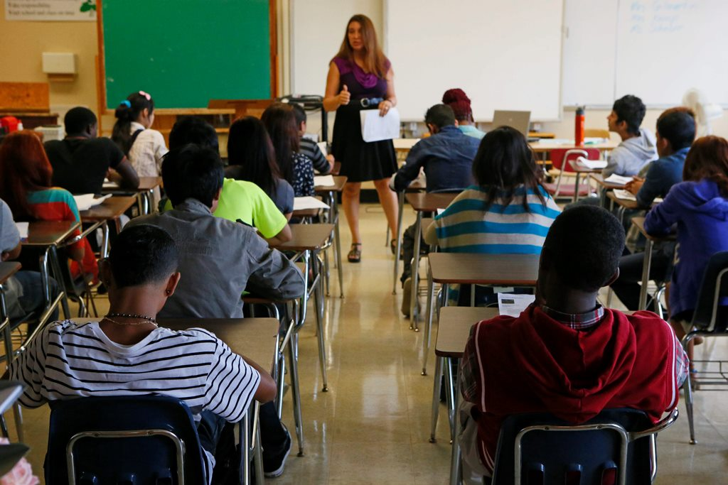 Buffalo schools hope new partnership will address achievement gap between boys and young men of color. (Derek Gee/Buffalo News file photo)