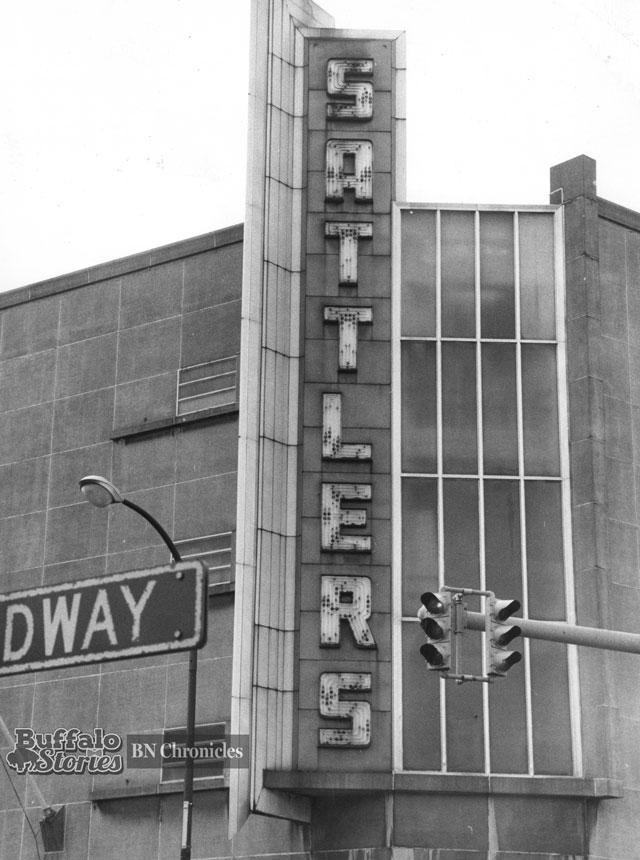 Buffalo News archives, 1978.