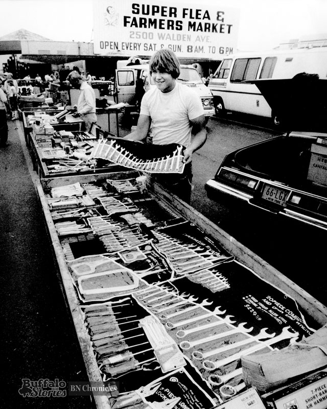 Buffalo News archives, 1984