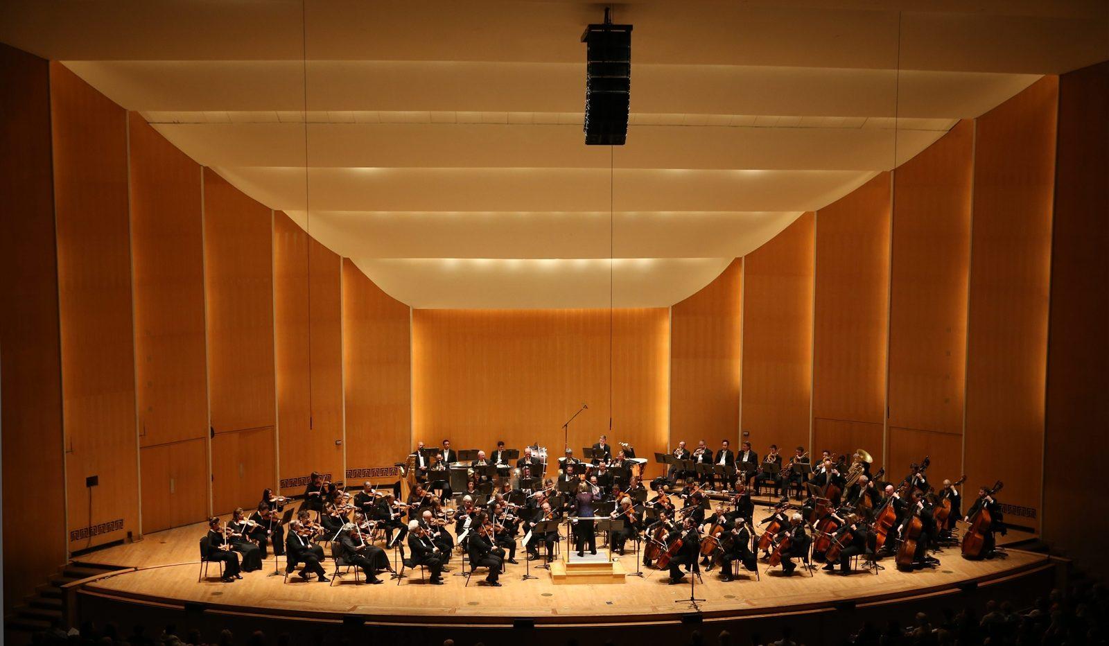 The BPO performs at Kleinhans Music Hall. (Sharon Cantillon/News file photo)