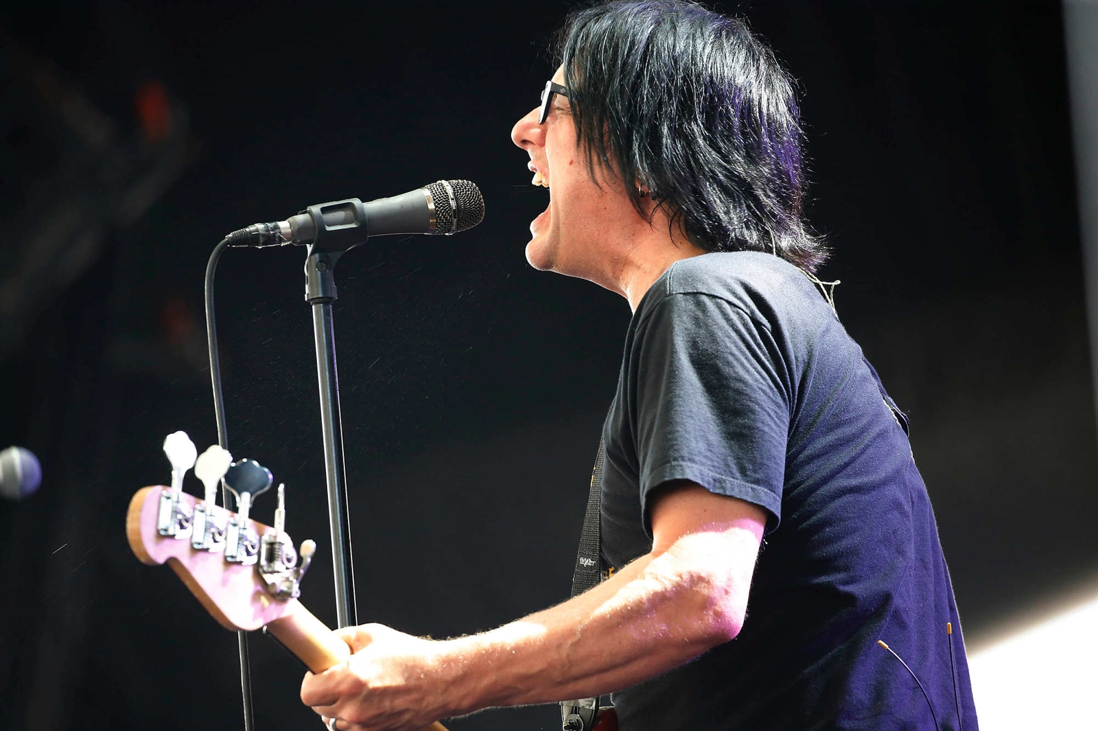 The Goo Goo Dolls' Robby Takac will spin at The Pink on Friday night. (Derek Gee/Buffalo News)