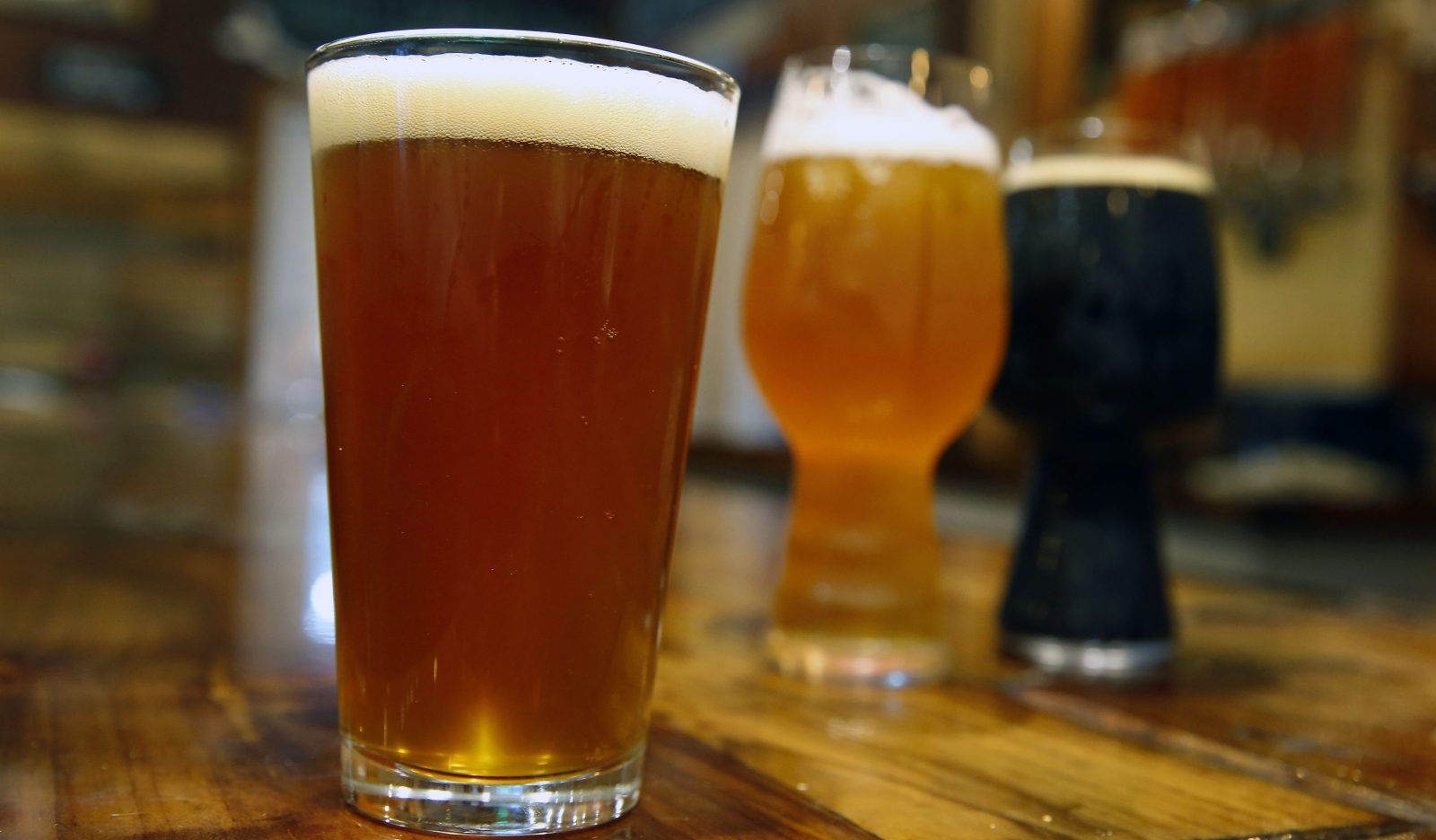 Buffalo Beer Week is a celebration of the city's burgeoning beer scene. (Mark Mulville/Buffalo News)