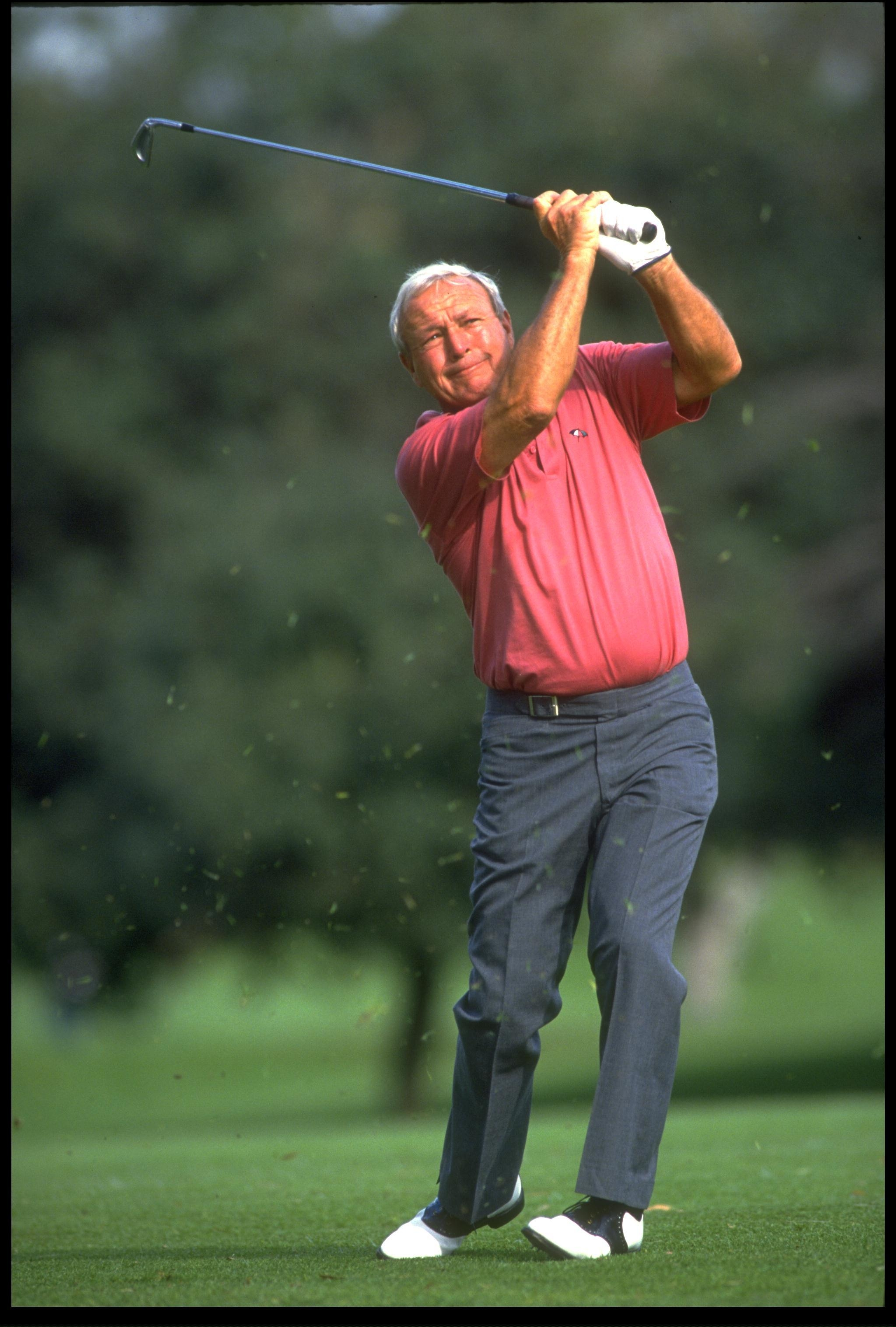 Arnold Palmer is the biggest reason golf transformed from a sport for the wealthy and white into a sport for the world.