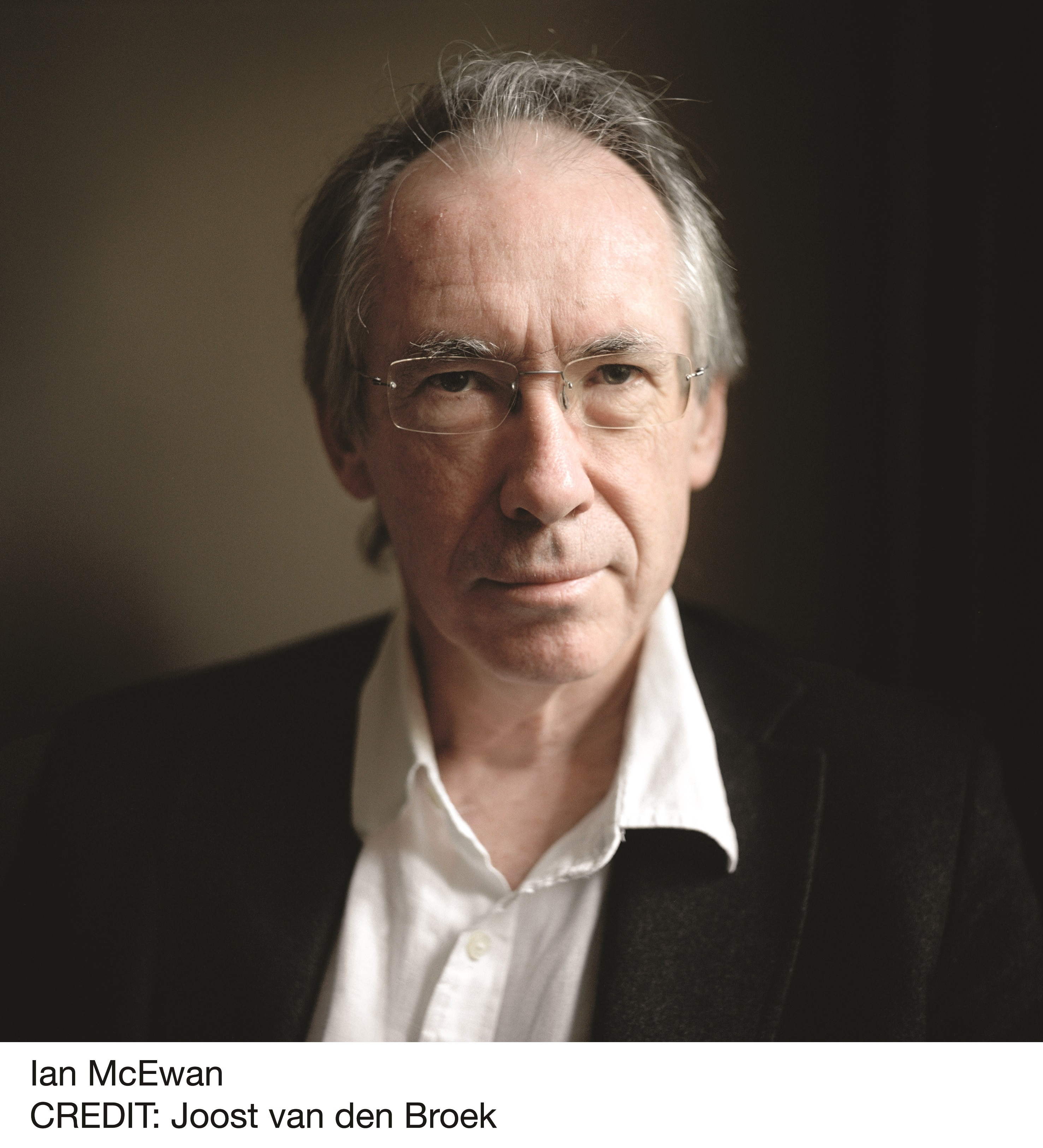 "Ian McEwan is often associated with more serious themes, such as in his historical romance ""Atonement,"" yet humor underlies much of what he writes."