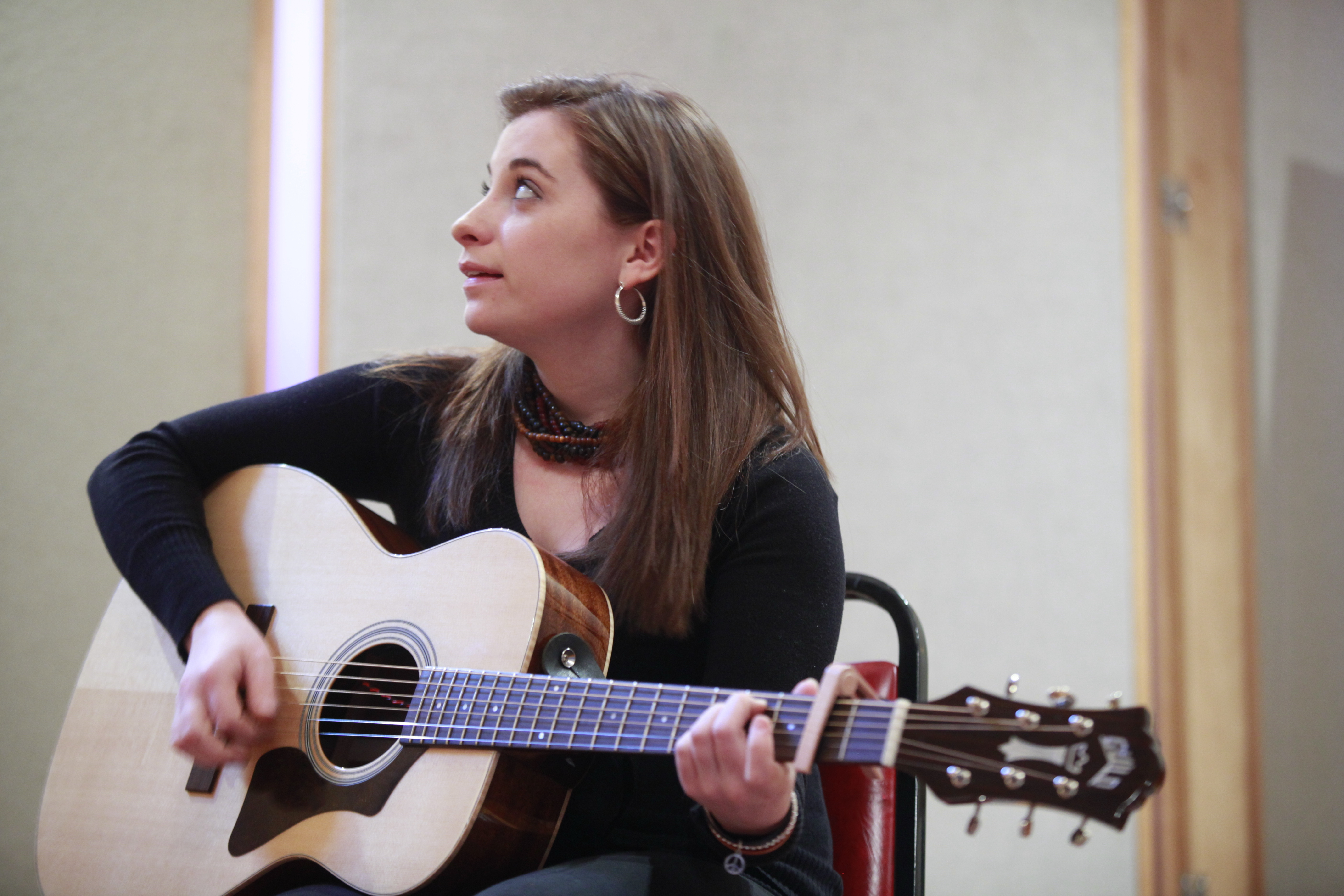 "Grace Stumberg is among the artists set to perform at ""Music for Peace."""