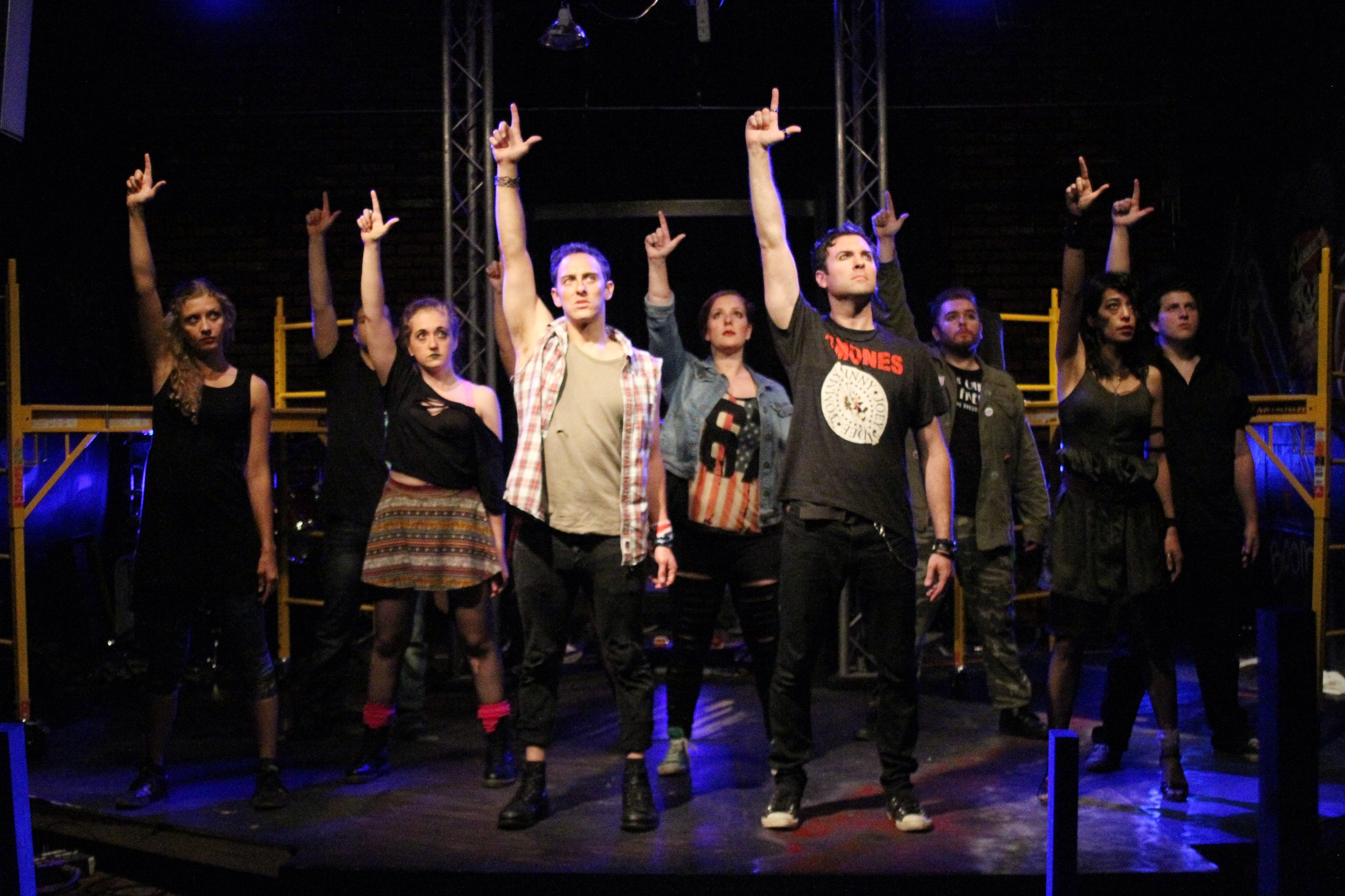 """""""American Idiot"""" comes to the Sportsmen's Tavern from Sept. 8 to Oct. 1."""