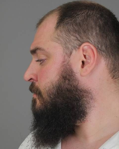 Brad A. Lewis, 33, of Wheatfield faces several charges including aggravated driving while intoxicated. (City of Tonawanda police)