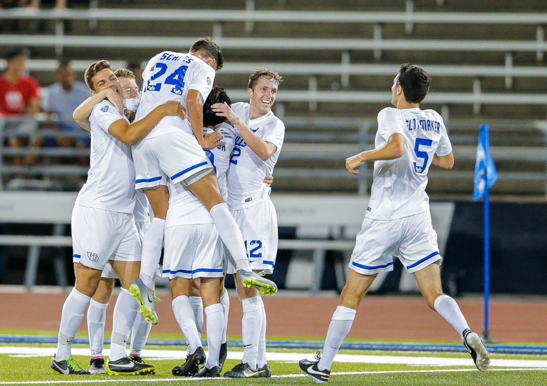 UB men's soccer is off to a tremendous start.