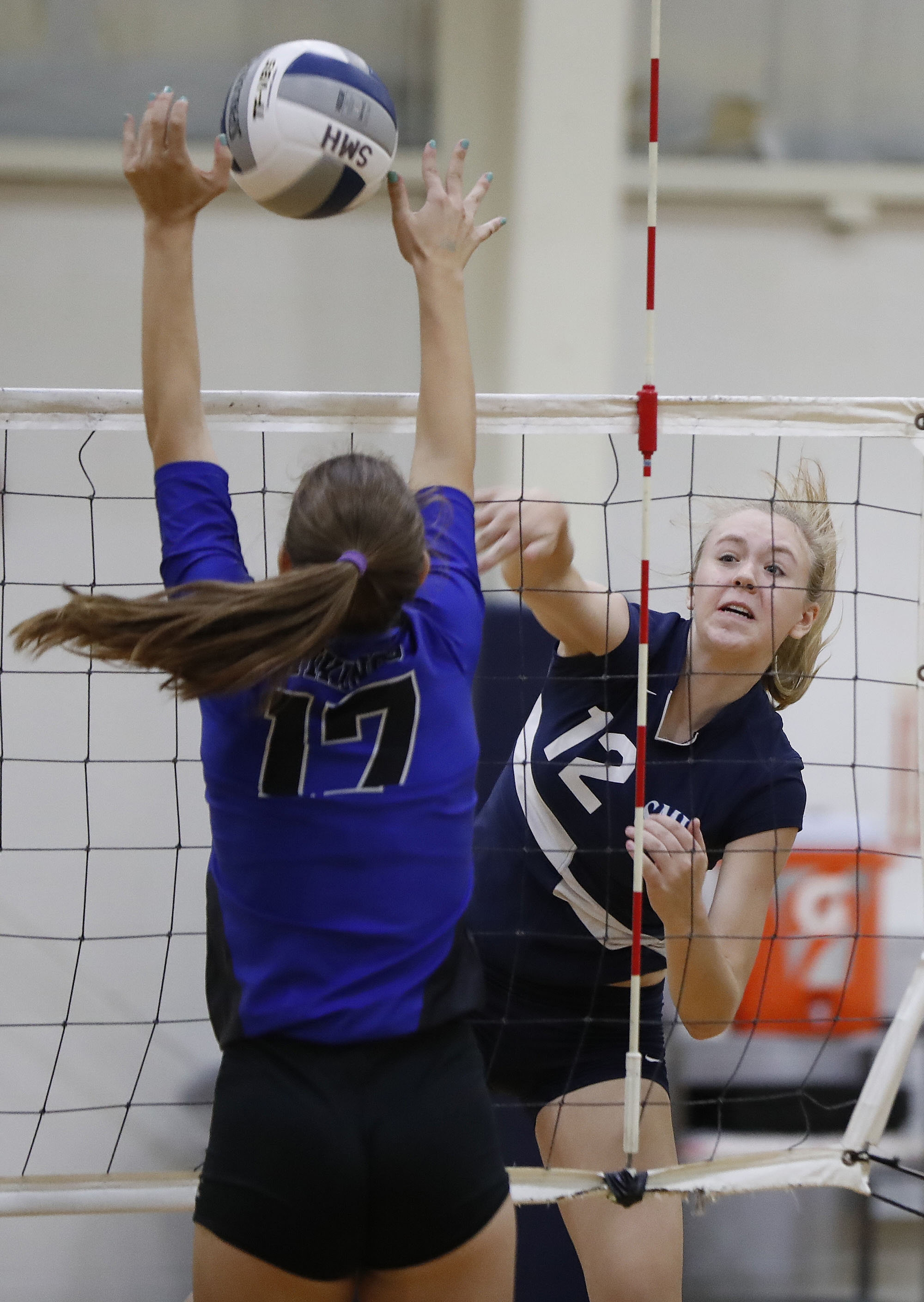 St. Mary's Summer Slade and the strong St. Mary's volleyball program are off to a great start.