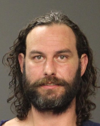David Hanley, 38, of Jamestown was charged with aggravated driving while intoxicated. (State Police)