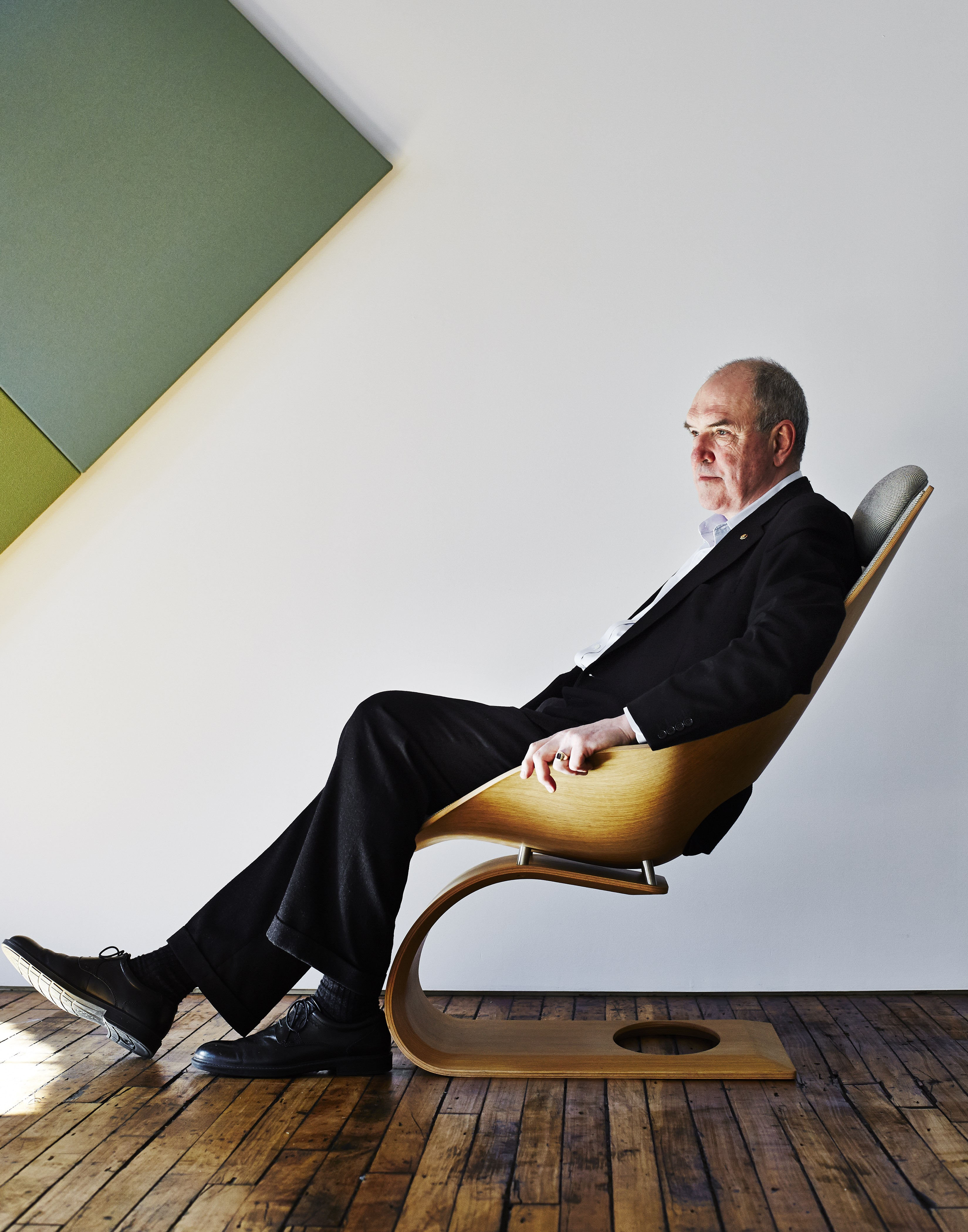 Witold Rybczynski will speak about chairs at the Albright-Knox Art Gallery on Sunday.