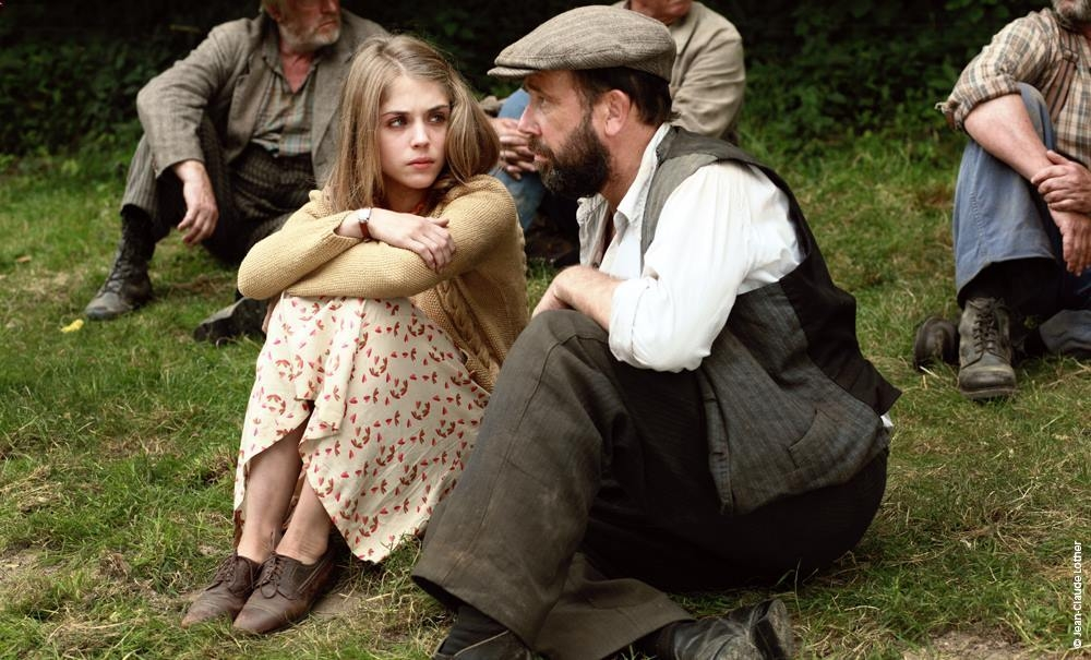 """Alice Isaaz and Olivier Gourmet star in the World War II drama """"Come What May."""""""