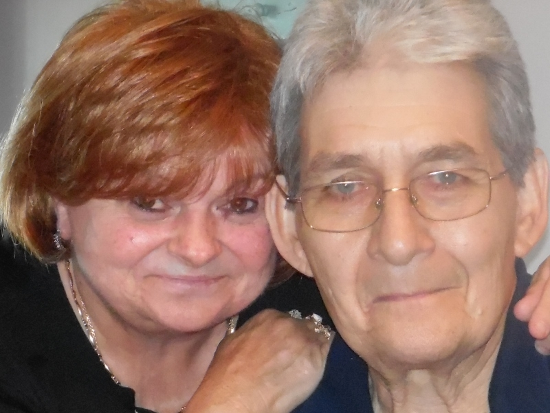 Michael and Christine Slater celebrate their 50th anniversary
