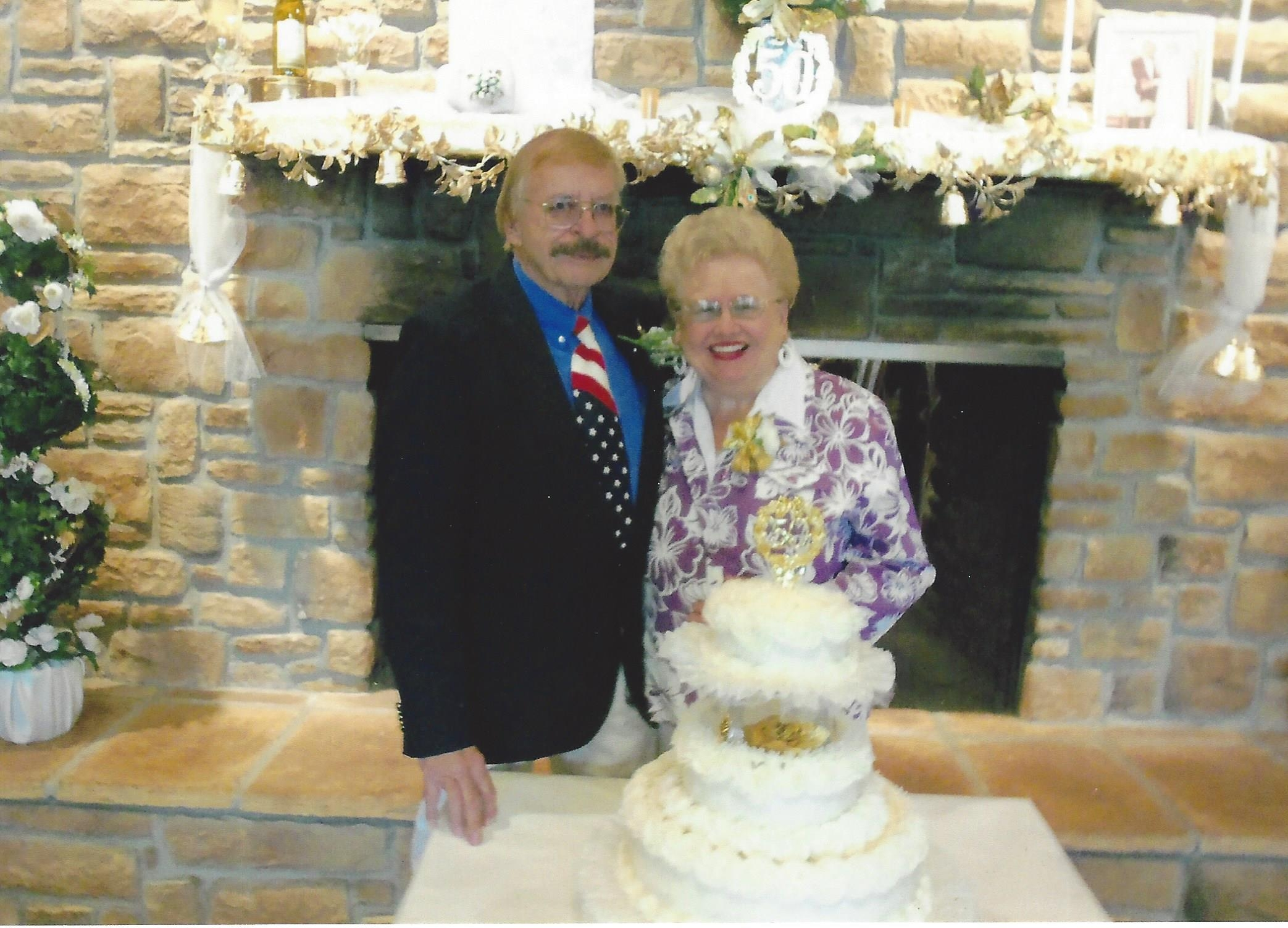 Ted and Aileen Marciniak celebrate 50 yeas of marriage