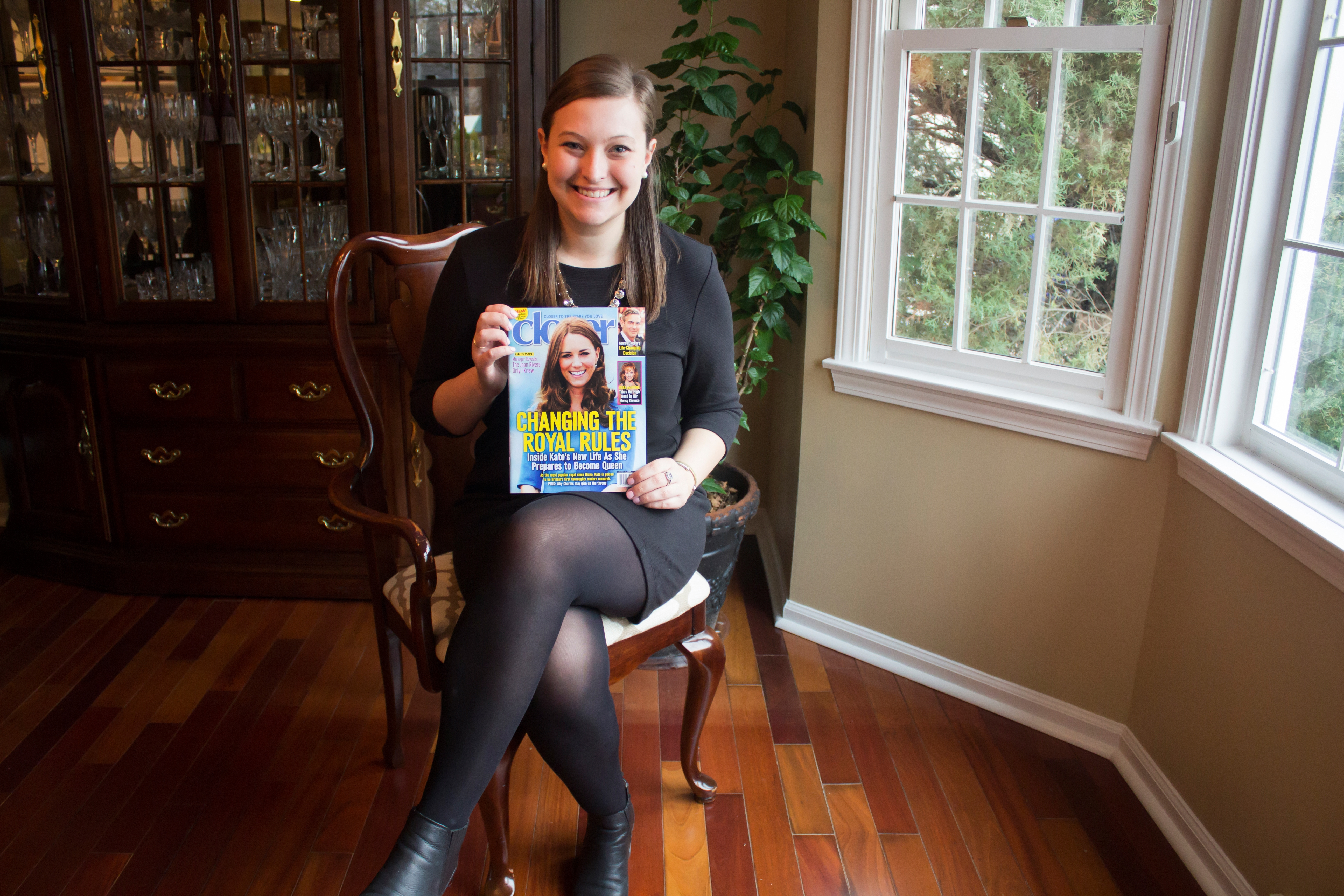"""""""NeXt was the biggest thing in high school that I did that was exactly what I wanted to be doing with journalism,"""" said Julia Birkinbine."""