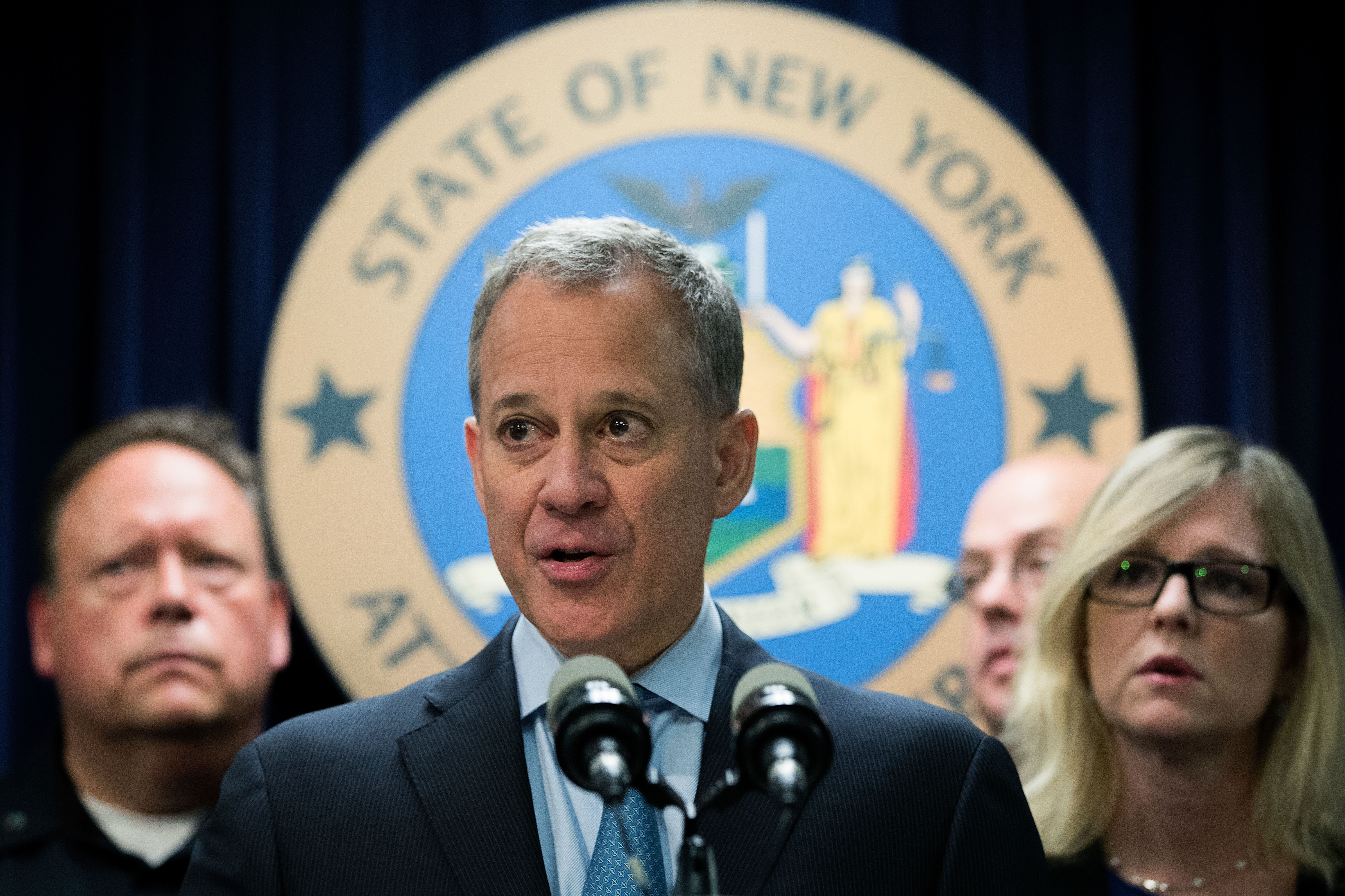 Medicaid Fraud Control Unit in the office of Attorney General Eric T. Schneiderman led First Call probe.