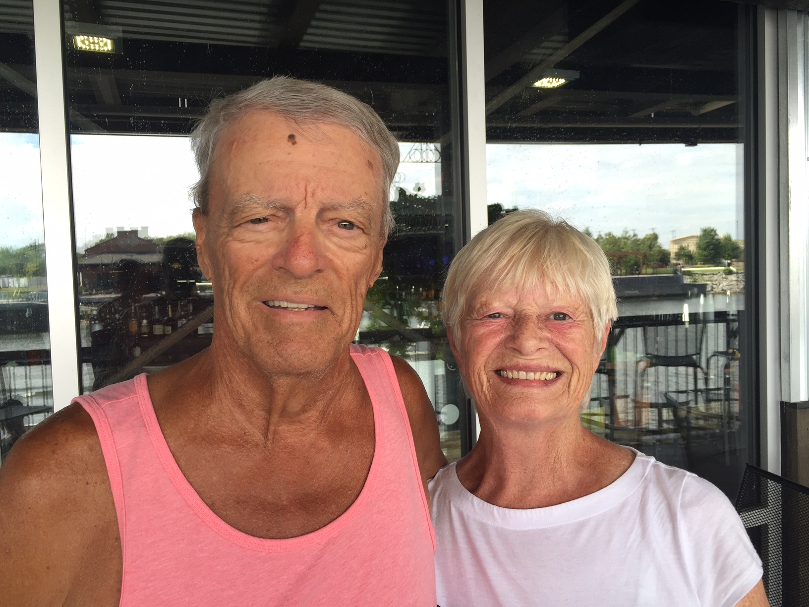 Dennis and Karen Ford celebrate 50 years of marriage