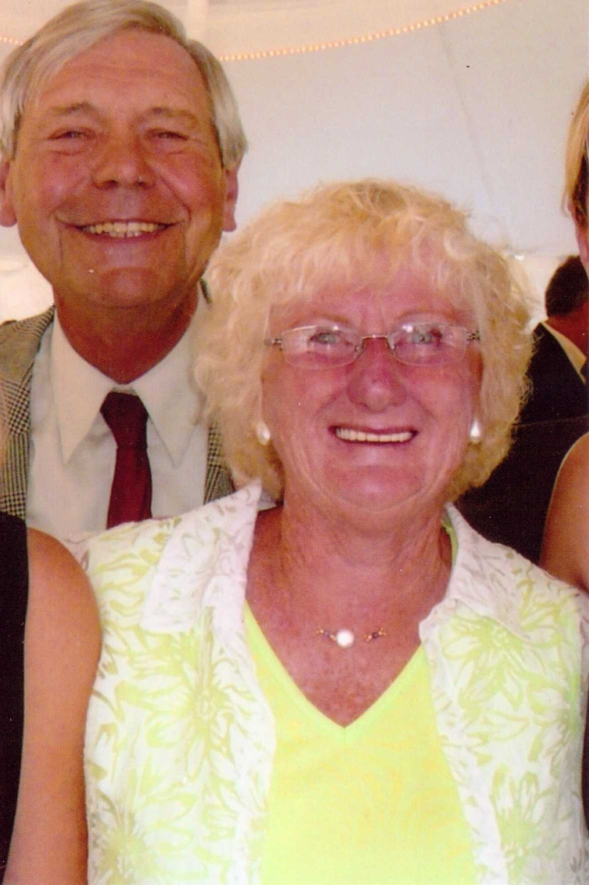 James and Patricia Conwall celebrate 50 years of marriage