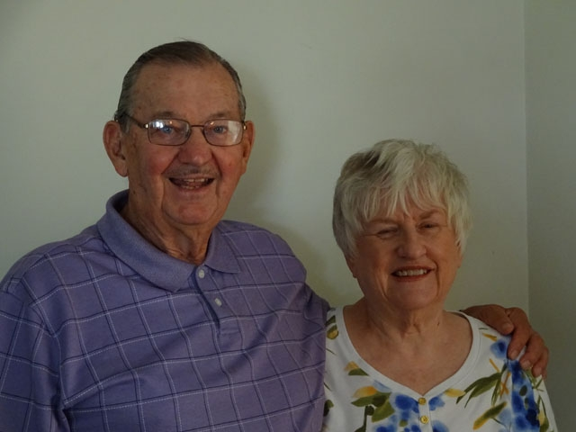 Joseph and Emily Dombrowski celebrate 50 years of marriage