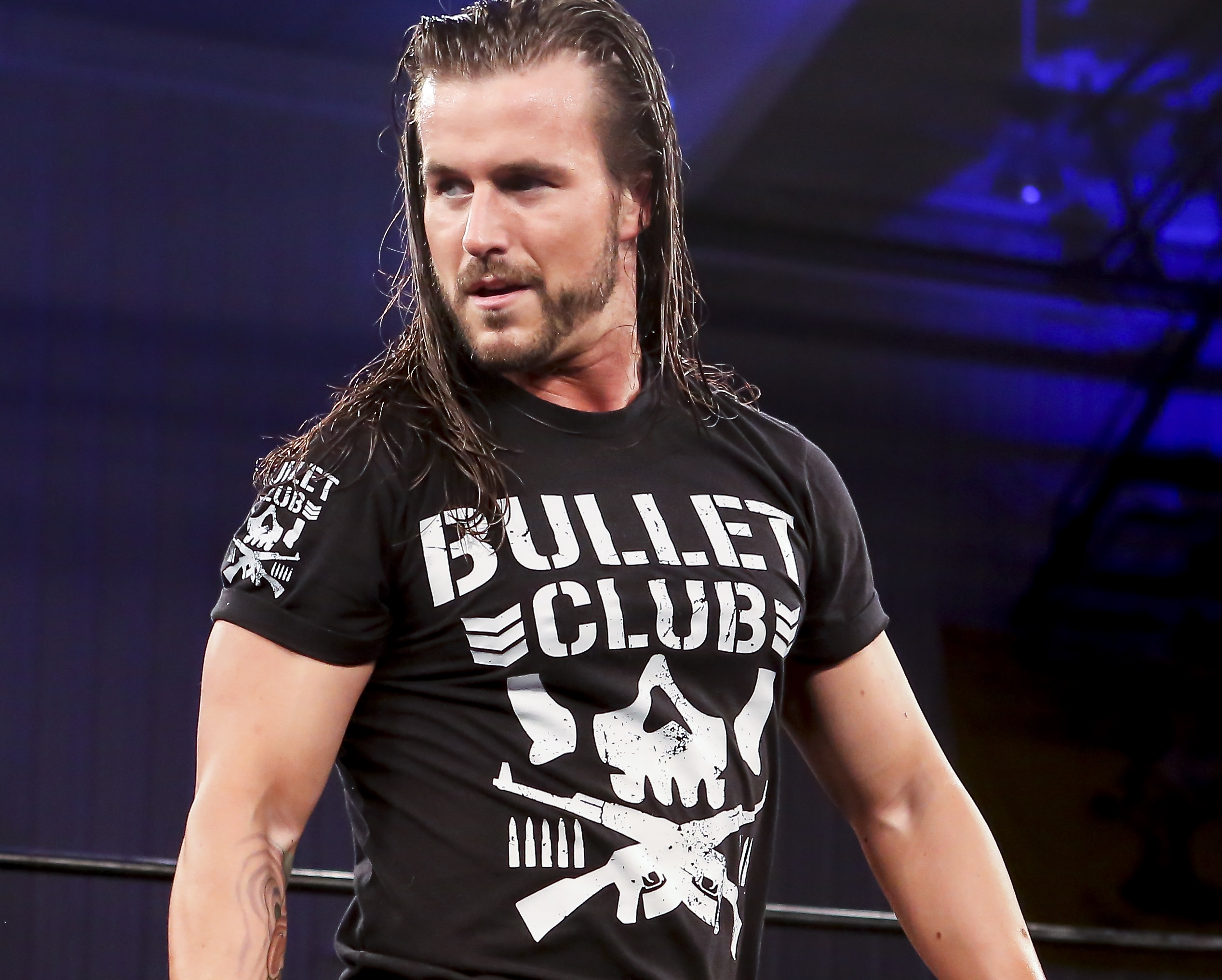 Adam Cole will be at the Ring of Honor Wrestling Reloaded Tour at the Kenan Center in Lockport. (Photo courtesy Ricky Havlik.)