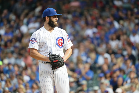 With Jake Arrieta leading the way, is this finally the year for the World Series to return to Wrigley Field? (Getty Images).