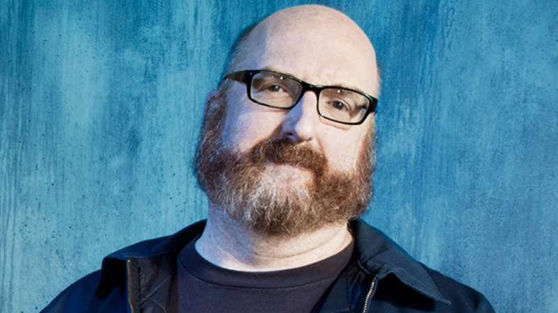 Brian Posehn just released his latest special, 'Criminally Posehn.'
