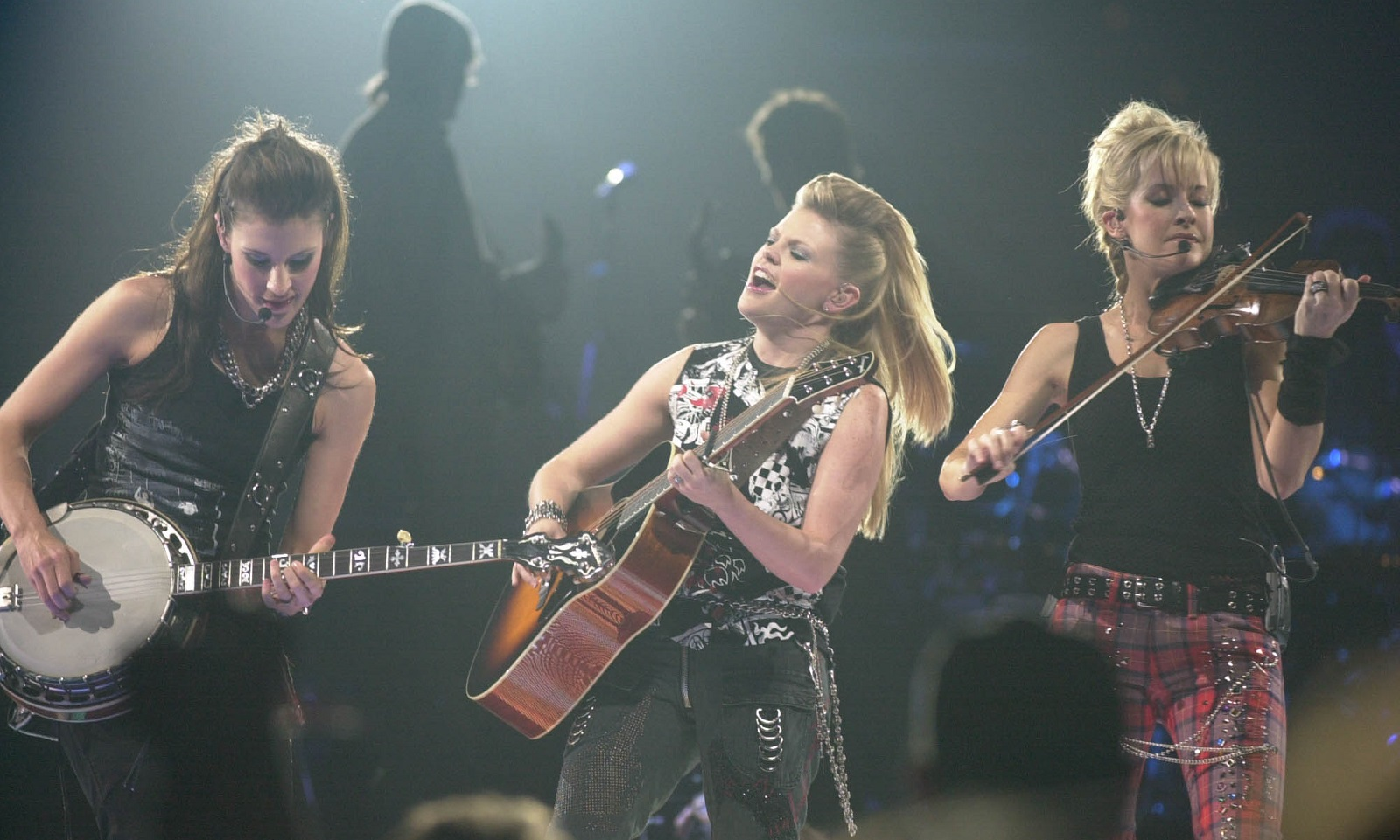 The Dixie Chicks played HSBC Arena in 2003. (Mark Mulville/Buffalo News file photo)