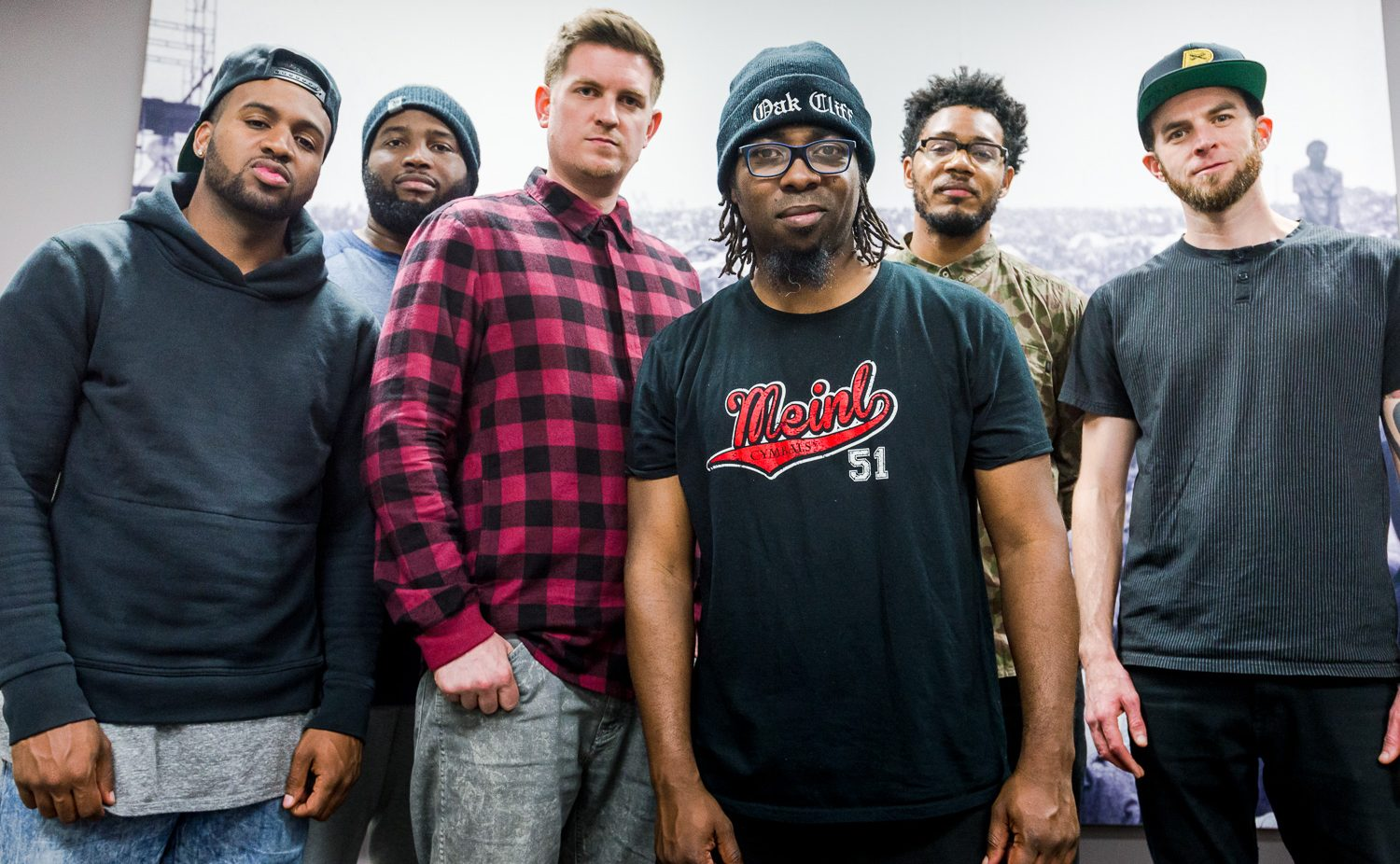 Ghost Note, featuring members of Snarky Puppy and Prince's band, plays the Buffalo Iron Works on September 25.