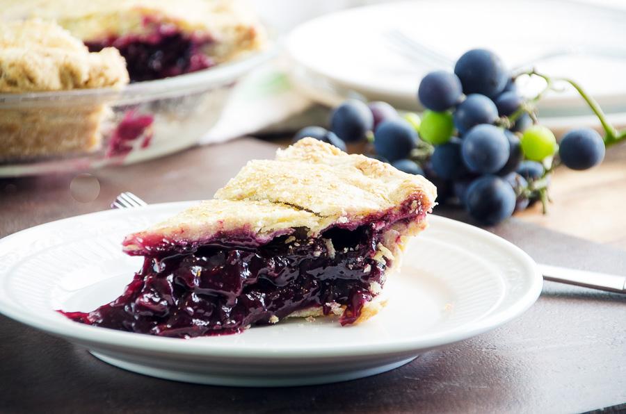 Where to find the elusive Concord grape pie