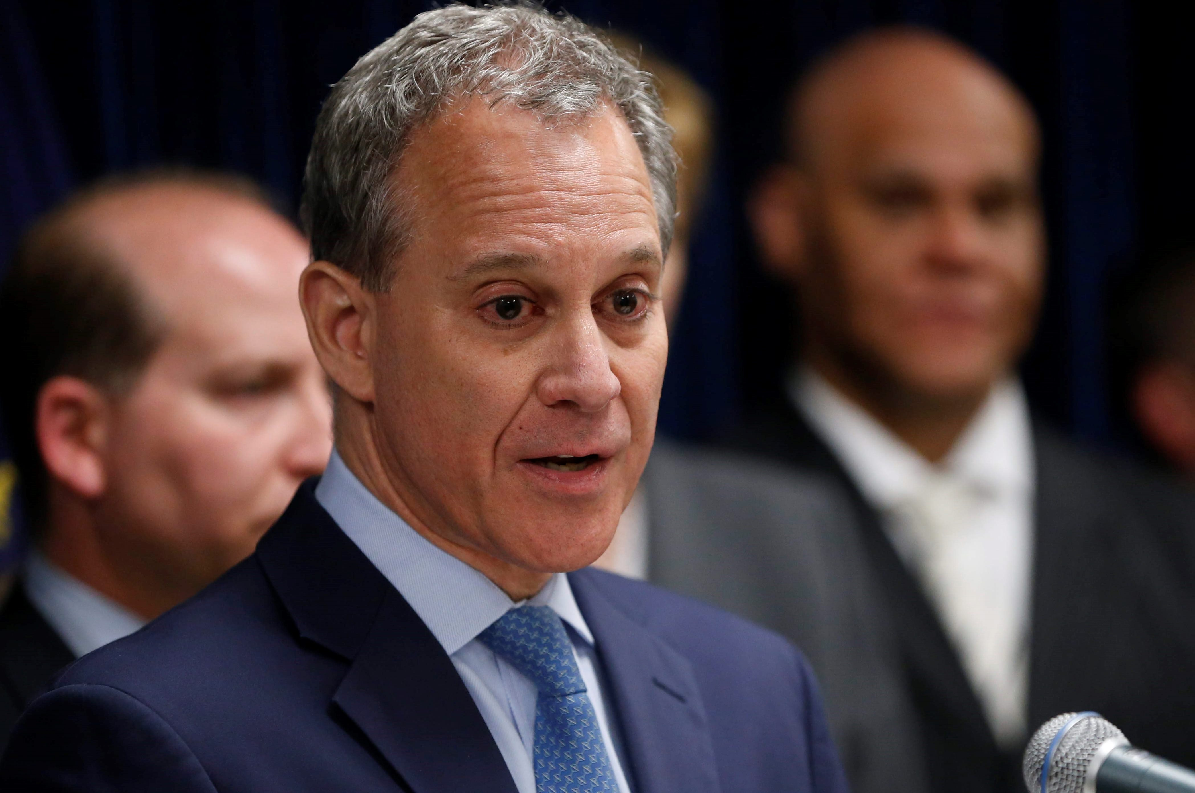 Eric Schneiderman will not face criminal charges over allegations of sexual assault made by four women. (Derek Gee/News file photo)