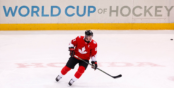 Sidney Crosby has been the best player at the World Cup of Hockey (Getty Images).