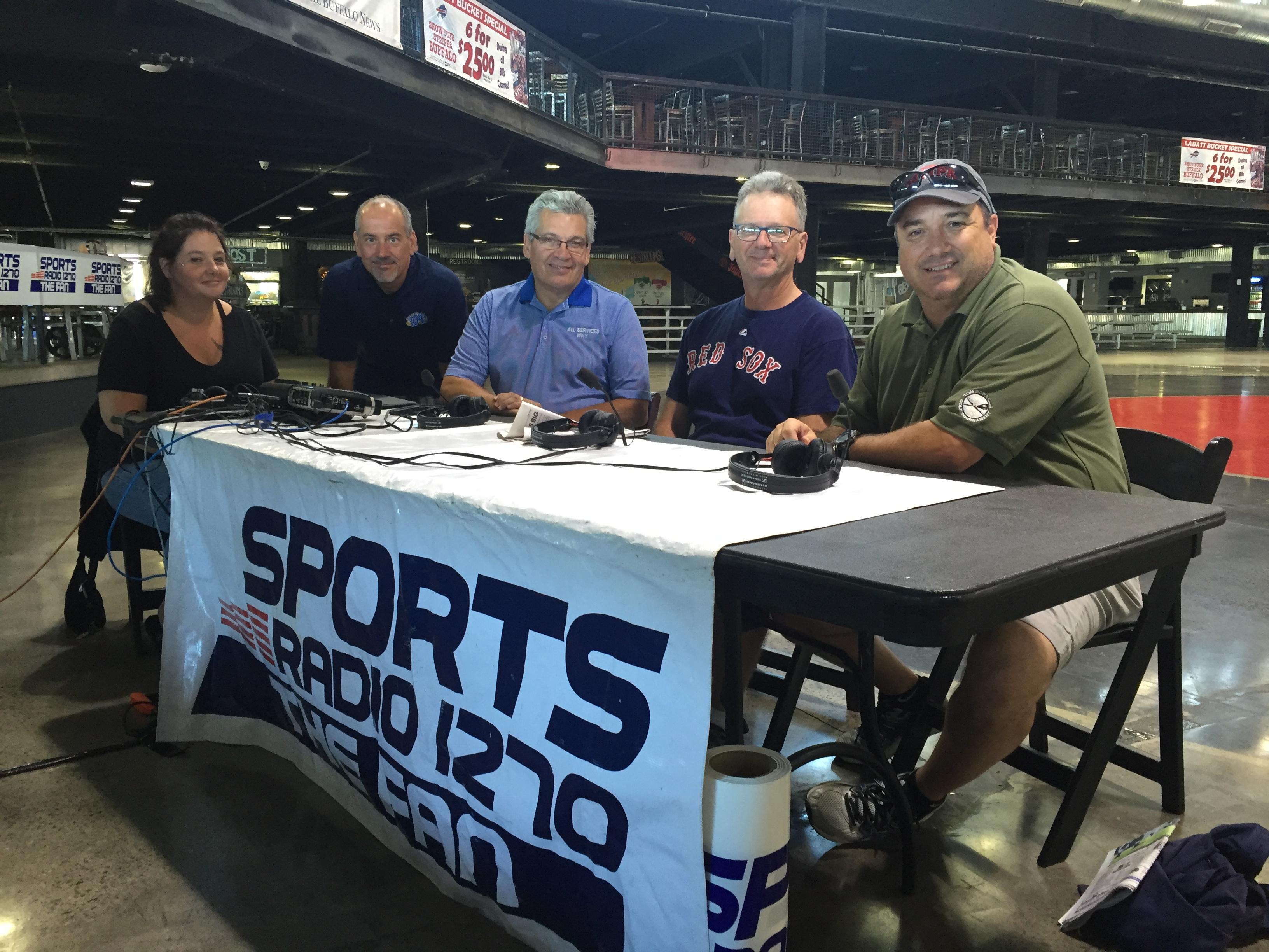 Watch: Bucky, Sully & Bob talk sports tonight on 1270 The Fan