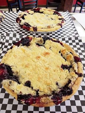 Carriage Trade Pastries Concord Grape Pie (photo from Carriage Trade Facebook Page)