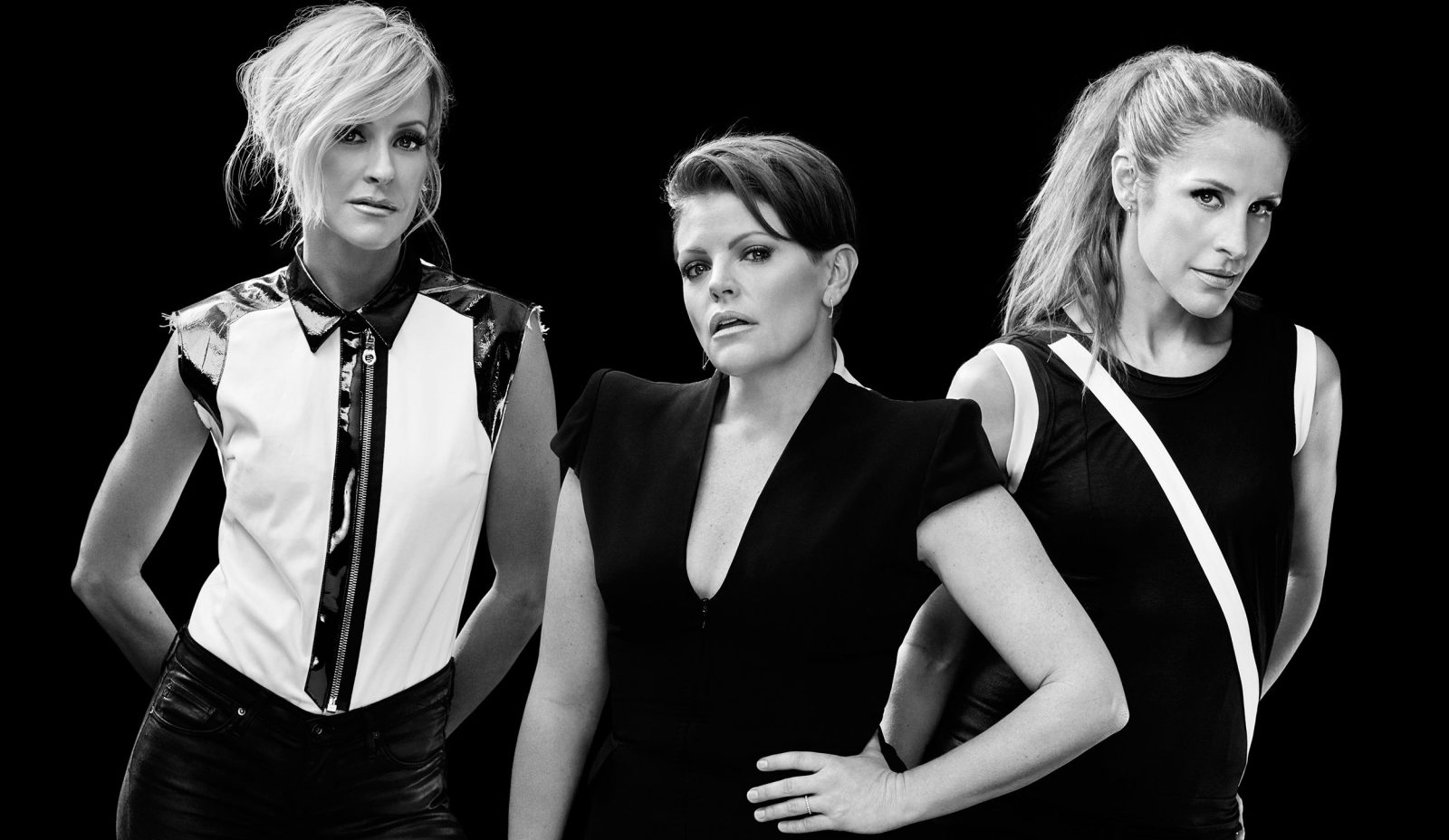 The Dixie Chicks will perform in Buffalo on Sept. 17, 2016.