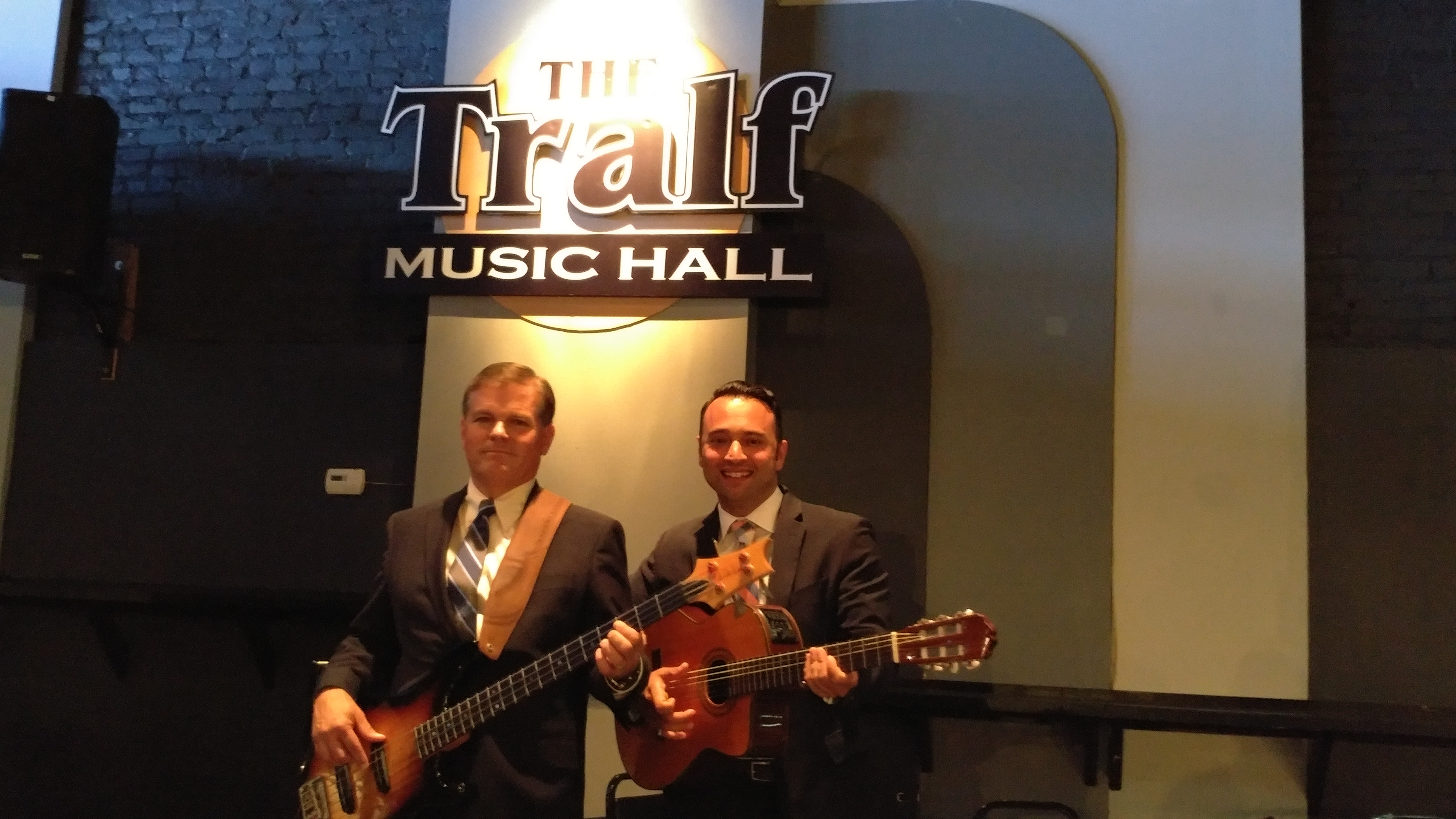Tom Lillis, left, and Joseph Nicastro of The Kensingtons are among those who plan to rock out Sept. 16 at the Tralf. (Scott Scanlon)