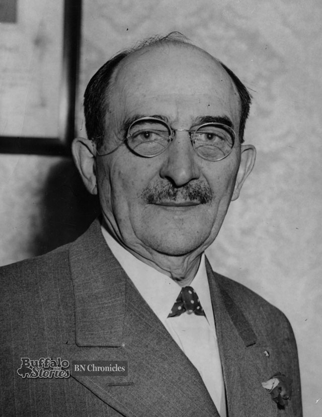 Mayor Frank X. Schwab (Buffalo News archives)