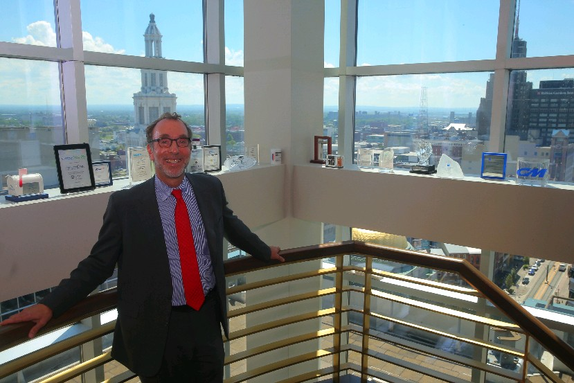 """""""The typical new pharmaceutical, to get cleared to go on the market, costs tens of millions of dollars … It's a huge investment and the companies need to pay for the investment."""" – Lawyer Scott E. Friedman, on why medical devices and pharmaceuticals are so expensive (John Hickey/Buffalo News)"""