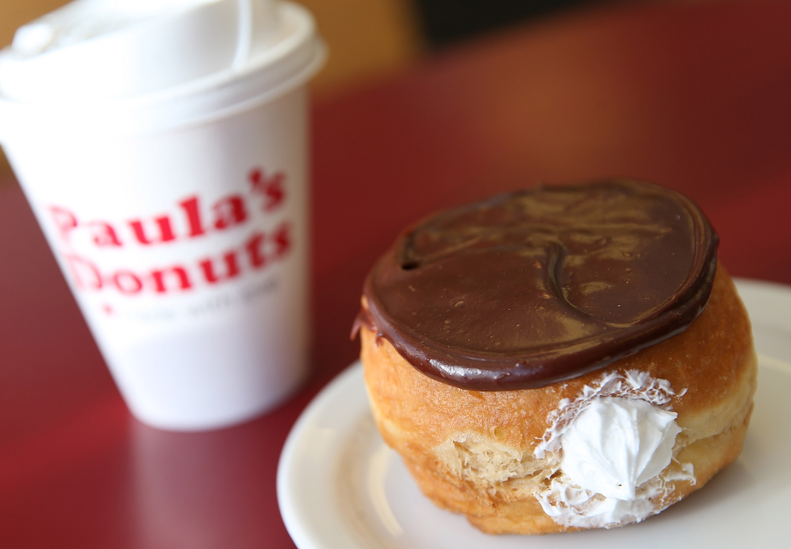 Paula's Donuts is coming to Larkinville. (Sharon Cantillon/Buffalo News)