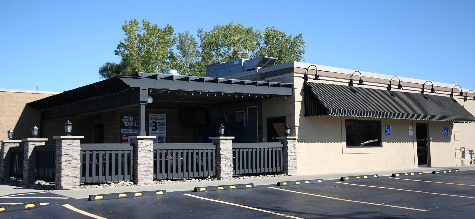 French Pub is at 1250 French Road in Depew. (Sharon Cantillon/Buffalo News)