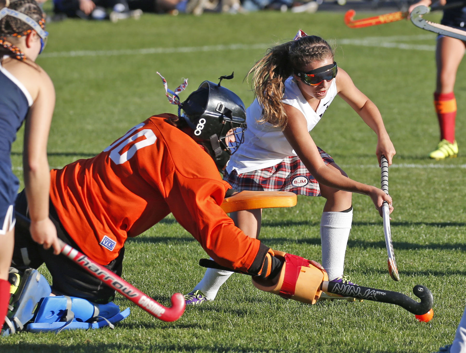 Iroquois and Williamsville South remain two of the top field hockey teams in this week's coaches poll. (Robert Kirkham/Buffalo News)