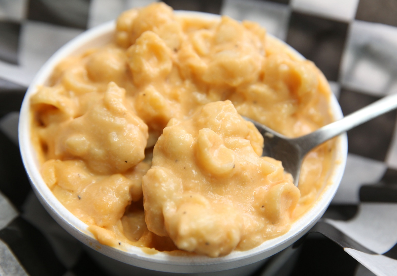 Mac and cheese is another side from R&R. (Sharon Cantillon/Buffalo News)