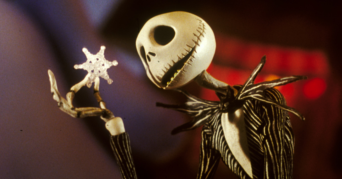 Tim Burton's 'Nightmare Before Christmas' returns to theaters for special Halloween weekend showings.