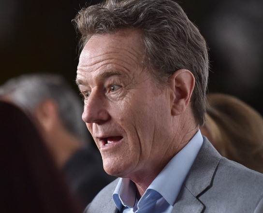 Bryan Cranston wants us to know actors tell stories, too, not just writers (Getty Images)