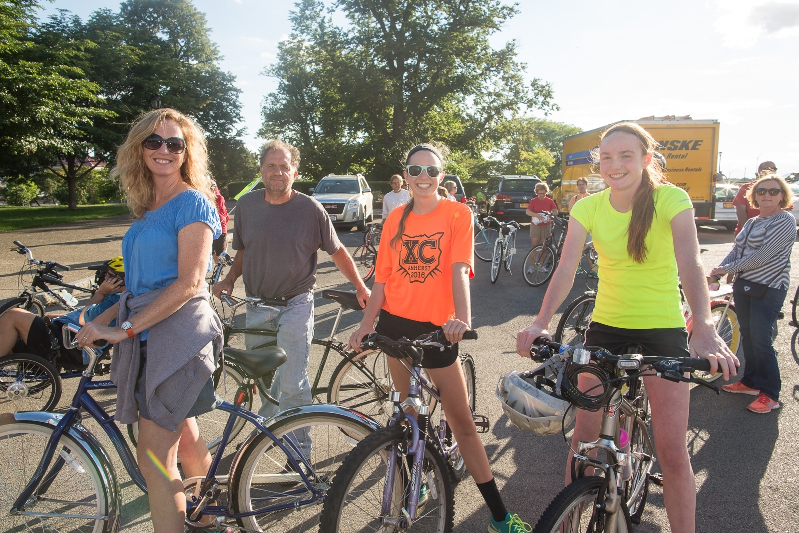 Gallery: Smiles at Slow Roll Buffalo