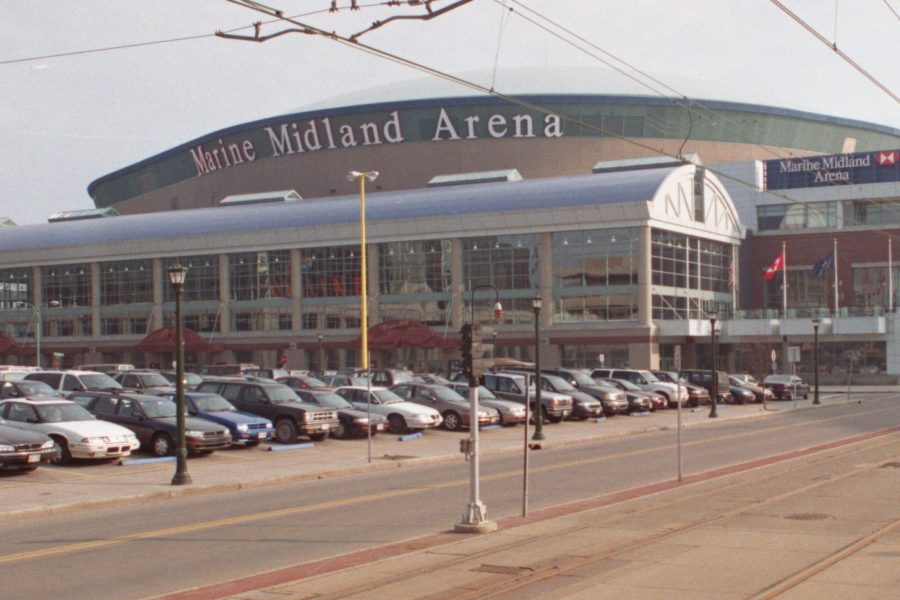 Ah, the memories: 20 years at the 'new' downtown arena
