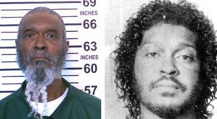 Charles Dean as he looks at 65, and right, as he looked at time of his arrest in rape of 10-year-old girl in 1983.